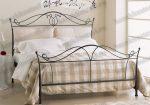 Кровати кованые двуспальные фото – Кованые двуспальные кровати — каталог и цены, фото, купить двуспальную кровать с кованой спинкой недорого с ковкой