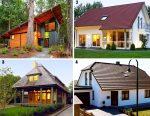 Крыши интересные – Разновидности крыш домов — фотографии форм кровли: двухскатной, мансардной и других