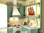 Кухни для маленьких квартир фото – Малогабаритные кухни в маленьких квартирах — дизайна интерьера на фото