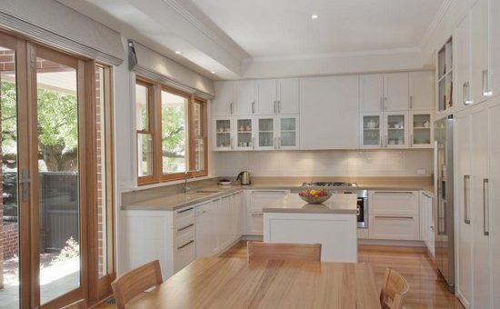 Кухни фото дизайн в коттедже – фото планировки и дизайна, советы по выбору мебели и материалов для отделки
