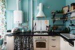 Кухни икеа в интерьере реальные фото