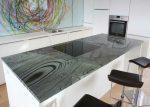Кухни из камня – Столешницы из натурального камня для кухни, 22 фото. Красивые интерьеры и дизайн