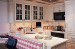 Кухни в кантри стиле фотогалерея – Дизайн интерьера кухни в стиле кантри с фото и вариантами оформления