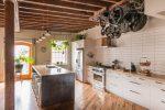 Кухни в стиле лофт дизайн фото