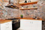 Кухня дизайн стен – идеи интерьера, как красиво отделать стены, покраска, видео-инструкция, фотогалерея
