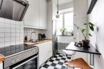 Кухня планировка узкая – Как обустроить узкую маленькую кухню, советы как расставить мебель на схемах планировки