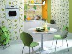 Кухня ремонт дизайн фото своими руками обои на стене – дизайн красивых обоев для кухни на стену, как поклеить своими руками, видео-инструкция по выбору