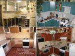 Кухня с двухкомфорочной плитой фото – gde-postavit-holodilnik-v-malenkoi-kuhne — запись пользователя Катеринка (id1144601) в сообществе Дизайн интерьера в категории Интерьерное решение маленькой кухни