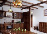 Кухня своими руками в стиле кантри – Дизайн кухни в стиле кантри, фото, видео, интерьер, цветовая гамма, мебель, ремонт, ткани, аксессуары