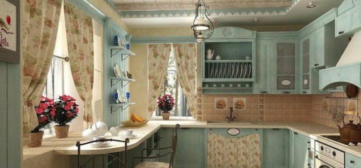 Кухня в стиле прованс фото дизайн – Кухня прованс — 100 фото идей оформления дизайна интерьера в стиле прованс