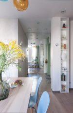 Квартира 33 кв м – Квартира-студия площадью 33 метра в Подмосковье, где поместилось всё – Roomble.com