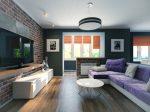 Квартира 38 кв м дизайн – Дизайн проект однокомнатной квартиры 38 кв. м в Санкт-Петербурге — фото интерьера