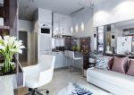 Квартира студия 20 кв м дизайн