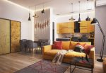 Квартирный вопрос однокомнатная квартира – Дизайн однокомнатной квартиры — 150 фото идей оформления современного дизайна интерьера