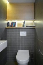 Лампы в туалете фото – потолочный осветительный прибор небольшого размера, настенные светодиодные светильники для туалета и ванной
