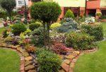 Ландшафт огорода фото своими руками – Ландшафтный дизайн дачного участка — пошагово с фото сделай сам без усилий