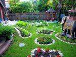 Ландшафтный дизайн дачного участка 6 соток своими руками – оформление дачного ландшафтного дизайна с грядками, как правильно посадить огород