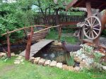 Ландшафтный дизайн дачного участка фото в стиле деревни