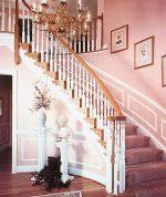 Лестница в классическом стиле – Лестницы в классическом стиле, бетонные лестницы, винтовые лестницы, спиральные лестницы от 4Сезона Тюмень, Сургут, Екатеринбург
