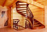 Лестница в коттедже на второй этаж – межэтажные готовые модели для загородного коттеджа, виды сооружений и варианты исполнения
