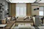 Малогабаритные квартиры студии дизайн фото – Дизайн малогабаритной квартиры, современные идеи для маленькой площади, фото новинок 2015