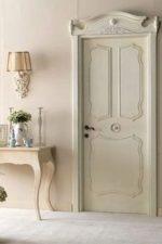 Межкомнатные классические двери фото – цвета ореха или слоновой кости, современные варианты «неоклассика», примеры в интерьере