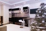 Минимализм в квартире – современный дизайн интерьера малогабаритной квартиры в стиле минималистичный «Хай-тек»