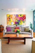 Модульные картины города в интерьере гостиной фото – как повесить на стену, интерьер зала с модульными изображениями в современном и классическом стиле