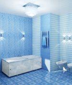 Можно ли обшить ванную комнату панелями пвх