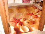 Наливной пол в ванной комнате фото – характеристики, особенности и методика заливкиИнформационный строительный сайт  