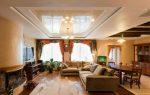 Натяжной потолок дизайн в зале – Натяжные потолки для зала в квартире (85 фото): виды современных покрытий, красивый дизайн гостиной 18 кв. м, идеи