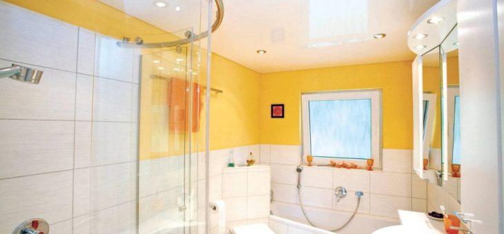 Натяжной потолок в ванной плюсы и минусы – плюсы и минусы, можно ли делать глянцевый вариант в ванной комнате, отзывы