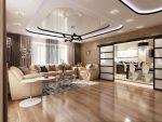 Натяжные потолки примеры дизайна – Дизайн натяжных потолков — возможные варианты для прихожей, зала и спальни, фото и видео примеры