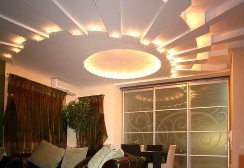 Натяжные потолки простые фото для зала – фото как своими руками в 18 кв м, как оформить современные, красивые в квартире, как сделать простой, варианты для 20 кв