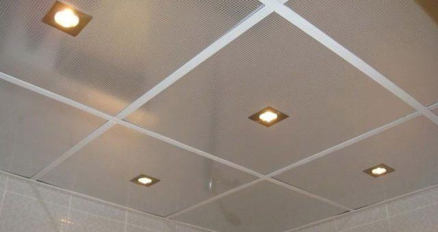 Навесные потолки фото для ванной комнаты – Делаем навесной потолок в ванной комнате своими руками – фото вариантов: видео инструкция по монтажу