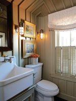 Небольшие ванные комнаты в классическом стиле фото