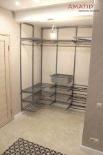 Ниша гардеробная в коридоре – Дизайн проект гардеробной комнаты в коридоре, как сделать гардеробные шкафы в маленьком и узком коридоре