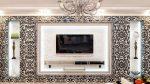 Ниши под телевизор в гостиной из гипсокартона фото – идеи размещения в современном интерьере, портал или стенка под ТВ, как своими руками сделать стенку под монитор