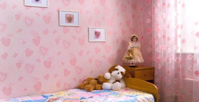 Обои для детской комнаты девочки – Обои для детской комнаты для девочек: как выбрать, на что обратить внимание, особенности для разных возрастов