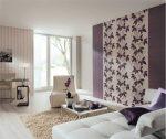 Обои для спальни 2 цвета комбинировать – интерьер с обоями двух видов, идеи комбинирования в дизайне 2018, подборка интересных вариантов