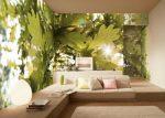 Обои для стен с объемным рисунком – для стен гостиной, фото в квартире, стереоскопические в интерьере, абстракция с 3d эффектом, картинки