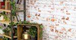 Обои под белый кирпич в прихожей фото – Обои Под Кирпич в Интерьере Прихожей, Коридора, Гостиной, Кухни и Других Комнат, Фактурные Обои в Дизайне Комнат, Красивые Сочетания с Другими Покрытиями Стен