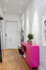 Обои в коридор светлые тона – как правильно выбрать цвет и фактуру, какие изделия, зрительно увеличивающие пространство, подойдут для для узкого коридора в небольшой квартире