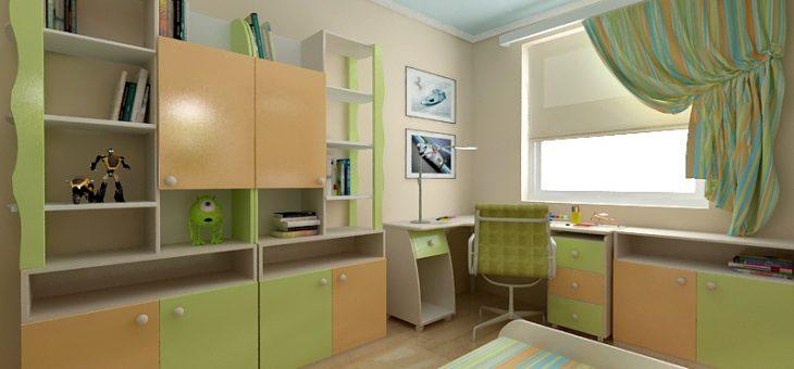 Обустройство детской комнаты – Дизайн детской комнаты, 150 фото проектов интерьера для детской