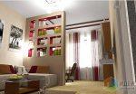 Очень маленькая комната – Как расширить пространство маленькой комнаты, расстановка мебели, советы дизайнера интерьера Оксана Пискарева