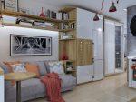 Однокомнатная квартира обстановка – Обстановка однокомнатной квартиры — Только ремонт своими руками в квартире: фото, видео, инструкции