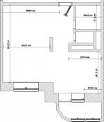 Однушка планировка – Планировка однушки. Как лучше сделать?… — запись пользователя Анжела Крамарь (id947981) в сообществе Дизайн интерьера в категории Перепланировки стен. Согласование перепланировки квартир и нежилых помещений.