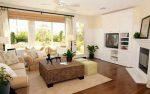 Оформление гостиной фото – фото интерьера зала, очень красивая комната, сделать в доме, как поклеить и обставить в квартире