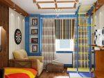 Оформление окна в детской для мальчика – Шторы для детской комнаты мальчика: фото, варианты, рисунки, как выбрать для разного возраста