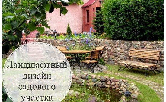 Огород и ландшафтный дизайн – Ландшафтный дизайн садового участка своими руками. Садовый дизайн на дачном участке. Строительный портал DIY.RU